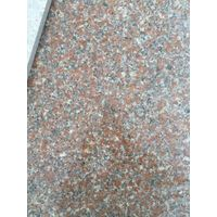 Polished China Red Granite Stone Tiles
