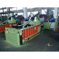Forward out Metal scraps Baling Press Machine with CE thumbnail image