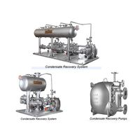 Designing Condensate Recovery System