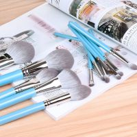 High Quality Factory Customized Professional 13pcs Keiskei Synthetic Portable Partysu Makeup Brush s thumbnail image