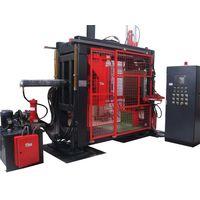 VOL-1210 12-24kv om epoxy resin fuse tube machine apg clamping mahine