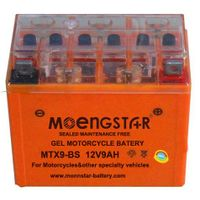 Ytx9-BS Ms Maintenance-Free Super Gel Motorcycle Battery