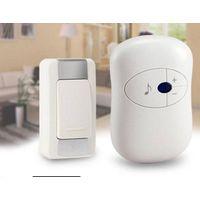 LED Wireless Remote Control Waterproof Wireless Door Bell Wireless Doorbell