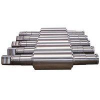 Ductile cast iron rolls