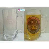 AirPont Cold Sensitive Colorchange Beer glass/mug