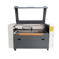 Plywood plastics bamboo leather ceramic tile marble acrylic cnc co2 laser engraving machine