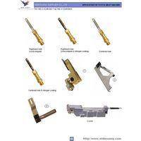 Airjet loom spare parts/relay nozzle