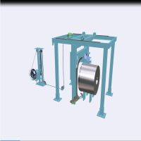 Automatic Steel Strapping Equipment For The Circumferential Bundling