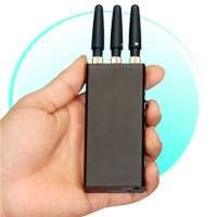 Portable GPS Navigation and Cell phone Signal Jammer