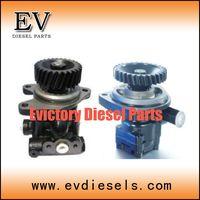 Isuzu chassis steering parts 6SA1 6HK16HH1 6HE1T 6BF1 6BD1 6BB1 DA640 DA120 power steering pump thumbnail image