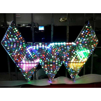 Indoor DJ booth led sign for Bar