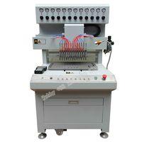 12 color Pvc Rubber Label Making Machine, Pvc Dispenser Machine, factory price, pvc label, keychain