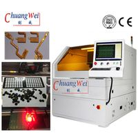 Cutting Pcb with Laser PCB Depanelization,CWVC-5S
