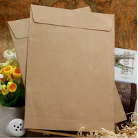 brown kraft paper for making envelope