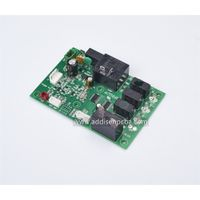 PCBA controller for automobile air condition