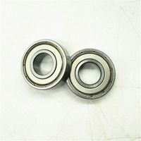 Open ZZ 2RS Type Deep Groove Ball Bearing 6305 6306 6307 thumbnail image