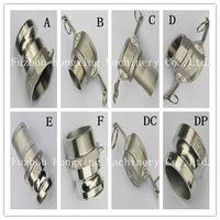 Stainless steel camlock coupling thumbnail image