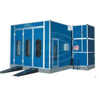 paiting Booth WLD6200