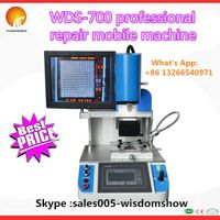 Cheap BGA IC repair machine WDS-700 for motherboard Iphone/Samsung/HTC rework