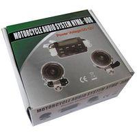 motorcycle audio radio system FM