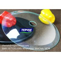 No Ring Tempered Glass Lid Eco-friendly Tempered Glass Lids Factory thumbnail image