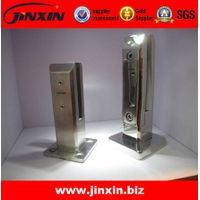Square Stainless Steel Pool Fence Glass Spigot