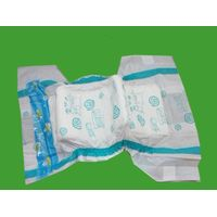 baby diapers with cloth like film