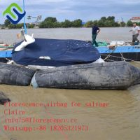 Marine ship salvage rubber airbag made in China