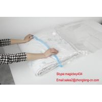 vacuum compressed storage bag