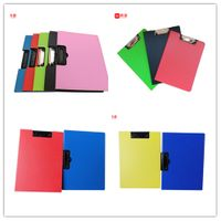 factory price hot sale PP foam file folder a4 vertical or horizontal clipboard folder
