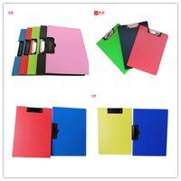 factory price hot sale PP foam file folder a4 vertical or horizontal clipboard folder
