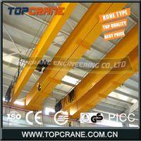 LH Type Double Beam Bridge Crane With Hoist Trolley thumbnail image