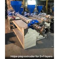 HDPE Extruder for 3+1 Layers