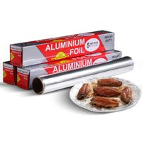 High Quality Fast Delivery Competitive Price Aluminum Foil Roll Film for Food Packing