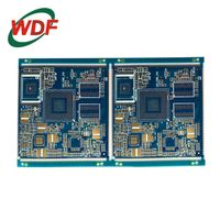 China manufacturer custom fr-4 universal multilayer pcb board