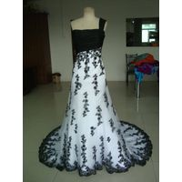black night queen lace fabulous prom dress