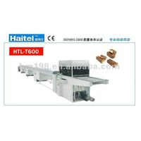 wafer Enrobing machine;wafer production  machinery;wafer coating  machinery