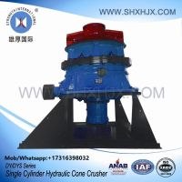 DY Series Single Cylinder Hydraulic Cone Crusher For Construction Industries thumbnail image