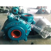 Single-Stage Centrifugal Slurry Pump