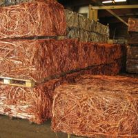 Sell 100% High Quality Copper Millberry/ Wire Scrap 99.95% to 99.99% purity thumbnail image