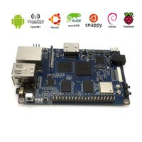 64 Bit 2GB Windows IoT friendly single board computer SBCs Banana Pi M64