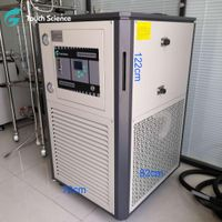 DLSB-30/80 Lab Water Cooling Machine PT100 Coolant Chiller