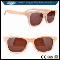 wholesale wooden bamboo sunglasses