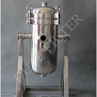 Factory supply titanium rod filter housing with low price thumbnail image