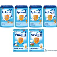 Naveta Distribution - Aptamil, Milupa, Milk Powder