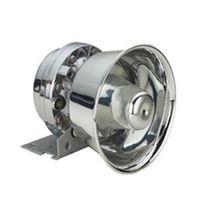 100W/200W Round Stainless Steel Siren Speaker SPK003