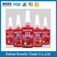 locktite 222 242 243 262 263 270 271 272 277 290 threadlocker adhesive