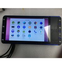 7inch android mobile data terminal with RFID reader thumbnail image