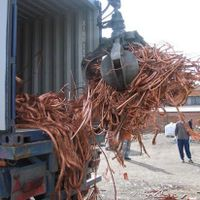 Pure Copper Wire Mill berry Scrap 99.9%