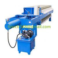 Oil filter press machine thumbnail image